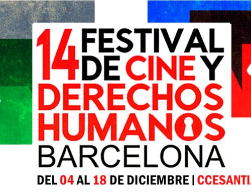 La Forza del Silenzio al Festival de Cine y Derechos Humanos di Barcellona.